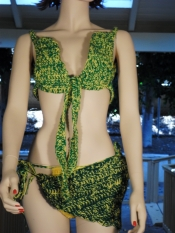 All yellow and green fabulous collection